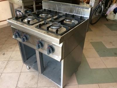 Kuchnia Gazowa Profesjonalna Gastronomiczna Bertos