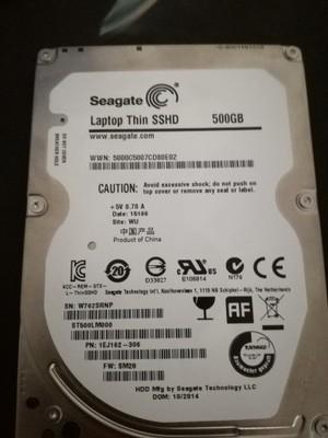 Seagate Laptop Thin SSHD 500 GB 100% sprawny!!!