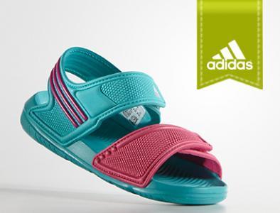 7f7a258dbaf66 Sandały dziecięce adidas Akwah 9 K AF3872 r.29 - 5978866540 ...