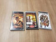 Astonishia Story + God of War + Indiana Jones