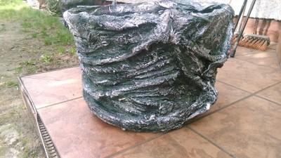 Duże Donice Ogrodowe Recznie Robione I Malowane 6792284501