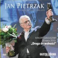 Jan Pietrzak - Pół wieku na scenie DVD NOWY