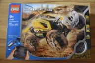LEGO Racers 8369 Dirt Crusher RC (Yellow) NOWY