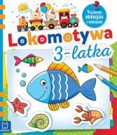 Lokomotywa 3-latka Książeczka Edukacyjna... 24h