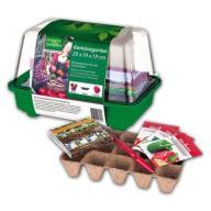 Mini szklarnia domowa kompletna z nasionami