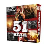 Gra towarzyska 51 Stan Master Set