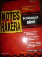 Notes antyhakera Bezpieczeńswo sieci Horton Mugge