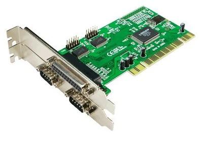 LOGILINK Karta PCI 1xLPT + 2xRS