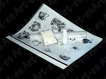 Zestaw Do Tatuażu Z Henny Henna Katalog Wzorów 5204973954