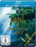 IMAX: BUGS! RAINFOREST ADVENTURE (BLU RAY 3D/2D)
