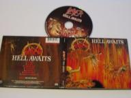 SLAYER-HELL AWAITS CD REMASTERED DIGIPACK