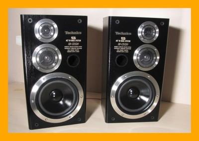Technics SB-CD320 - IDEALNY STAN - 83 ZDJĘCIA !!!