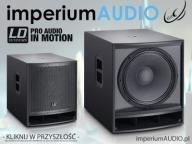 LD Systems GT SUB 15A Subwoofer aktywny PA 1600W