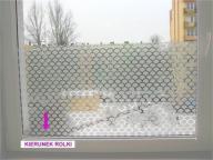 > Folia okienna matowa dekoracyjna Lambert 014