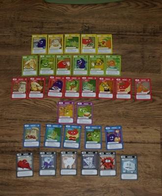 Karty I Naklejki Z Biedronki Swiezaki 4 Szt 6654125993 Oficjalne Archiwum Allegro