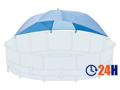 Oslona Na Basen Parasol Baldachim Intex 28050 6239777308 Oficjalne Archiwum Allegro