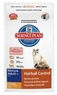 Hill's Feline Mature Adult Senior 7+ Hairball Cont