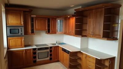 Meble Kuchenne Drewniane Fronty Agd 6796724410 Oficjalne