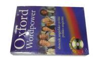 OXFORD WORDPOWER SŁOWNIK ANGIELSKO POLSKI +CD