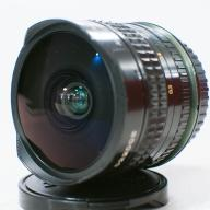 Obiektyw Zenitar 2,8/16 fisheye canon