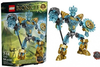 Lego Bionicle 71312 Ekimu Twórca Masek 6675845712 Oficjalne