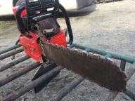 piła łańcuchowa spalinowa do betonu ICS 633 GC