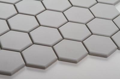 Mozaika Heksagon Płytki Ceramiczne Kuchni łazienki 6193588470