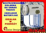 BEZPRZEWODOWA GOLARKA DO UBRAŃ TKANIN MESKO MS9610