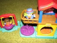 PLAC ZABAW  Little People Fisher Price