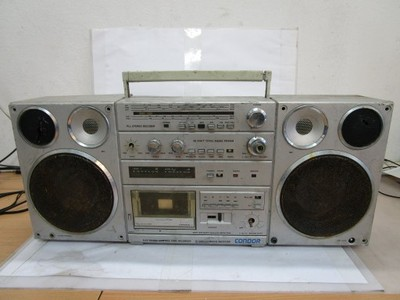 Chłodny Radio Condor #R590 - 7055657055 - oficjalne archiwum allegro UI43