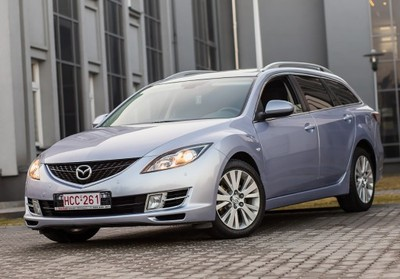 Mazda 6 Gh 2 0citd 140ps Alu 17 Pdc B Ladna 6808787379 Oficjalne Archiwum Allegro