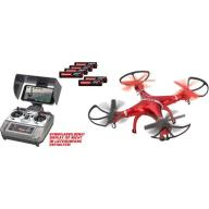 Carrera RC Quadrocopter Live Streaming
