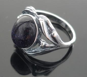 8e513685af3f16 pierścionek srebro 925 noc Kairu tulipan r. 21 - 6213320776 ...