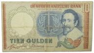 21.Holandia, 10 Guldenów 1953, P.85, St.3-