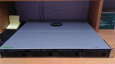 Serwer plików Linksys NAS, NSS4000-EU, rack 19''