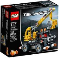 LEGO TECHNIC 42031 CIĘŻARÓWKA Z WYSIĘGNIKIEM 2w1