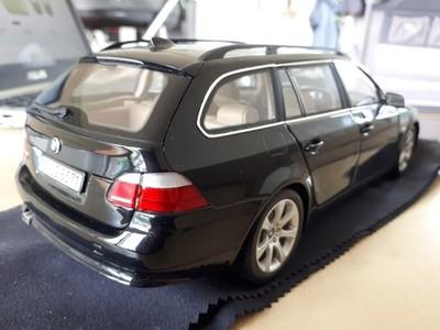 1 18 Bmw 5er Touring Black Kyosho 6893829573 Oficjalne Archiwum Allegro
