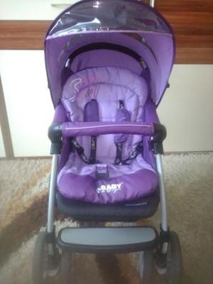 Wozek Baby Design Sprint Unikatowy Fioletowy Bcm 6915717972 Oficjalne Archiwum Allegro