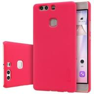 NILLKIN Frosted Huawei P9 Bright Red