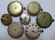 COINSNET --- Mechanizmy do zegarków, na części (1)