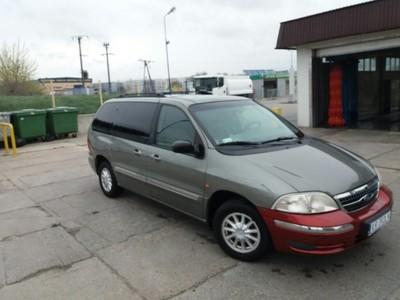 Ford Windstar 3.0 V6 r.2000 zamienie lub sprzedam