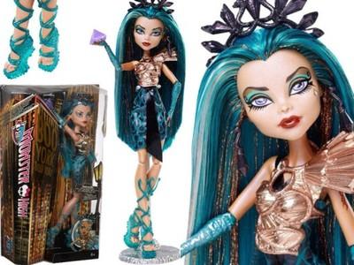 Mattel Monster High Lalka Nefera De Nile Boo York 6636855783 Oficjalne Archiwum Allegro