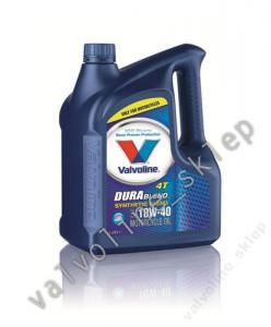 VALVOLINE DuraBlend 4T 10W40 4L MOTOCYKLOWY świeży
