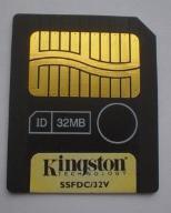 KINGSTON karta SMART MEDIA SSFDC 32MB stan OK