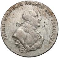 032. Prusy Talar Królewiec 1792-E st.3