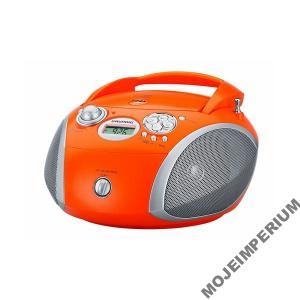 RADIOODTWARZACZ CD MP3 RADIO USB GRUNDIG 1440