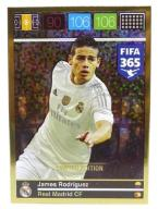 PANINI FIFA365 LIMITED EDITION JAMES RODRIGUEZ