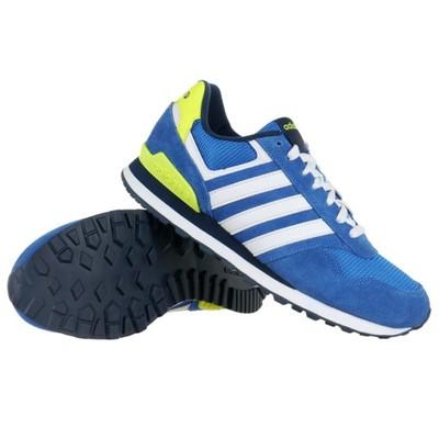 Buty Adidas NEO 10K męskie sportowe defekt 42
