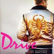 OST - DRIVE (MARTINEZ) |CD| Soundtrack