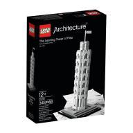 LEGO ARCHITECTURE 21015 KRZYWA WIEŻA W PIZIE NOWE
